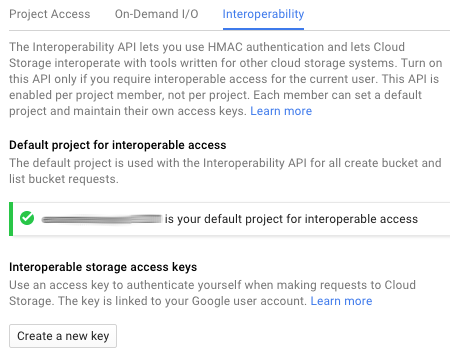 Google Cloud Storage | Fastly Help Guides
